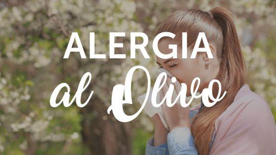 Alergia al olivo
